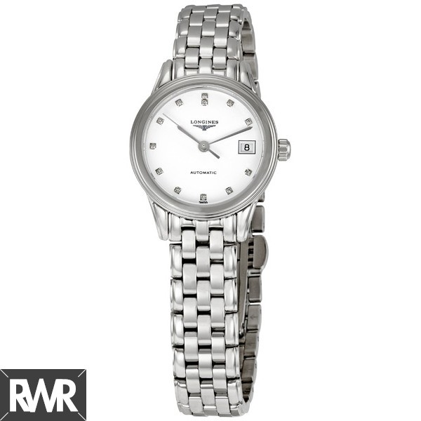 Fake Longines Flagship Automatic Ladies Watch L4.274.4.27.6