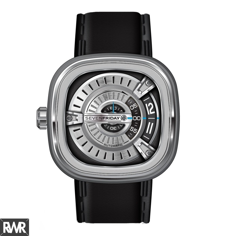 Replica SevenFriday M1-1 Stainless Steel