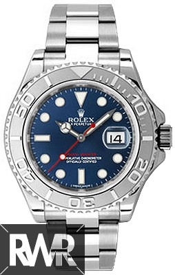 Rolex Oyster Professional Yacht Master II 116622 Blue steel Replica Watch