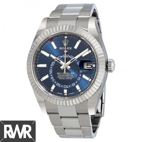 Replica Rolex Oyster Perpetual Sky-Dweller 326934 Automatic Men's Oyster Watch