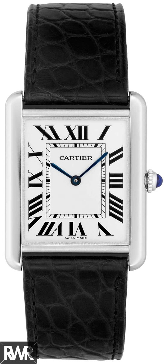 Replica Cartier Tank Solo Midsize Quartz Watch W5200003