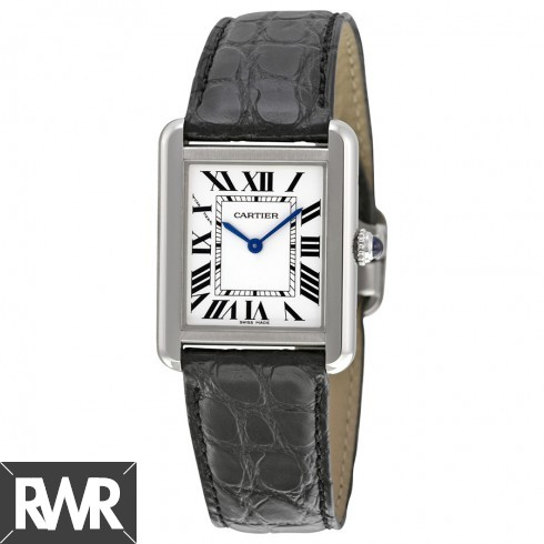 Replica Cartier Tank Solo Small Ladies Watch W5200005