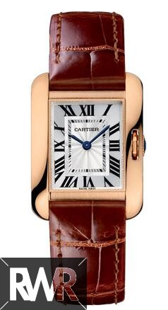 Replica Cartier Tank Anglaise Small Ladies Watch W5310027
