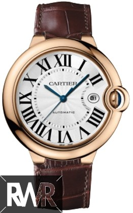 Replica Cartier Ballon Bleu Large Automatic Rose Gold W6900651