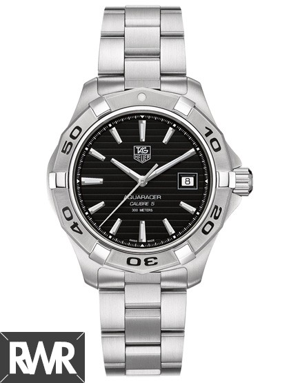 TAG Heuer Aquaracer Calibre 5 Black Automatic WAP2010.BA0830