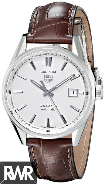 Replica TAG Heuer Carrera Calibre 5 Automatic Watch 39 mm WAR211B.FC6181