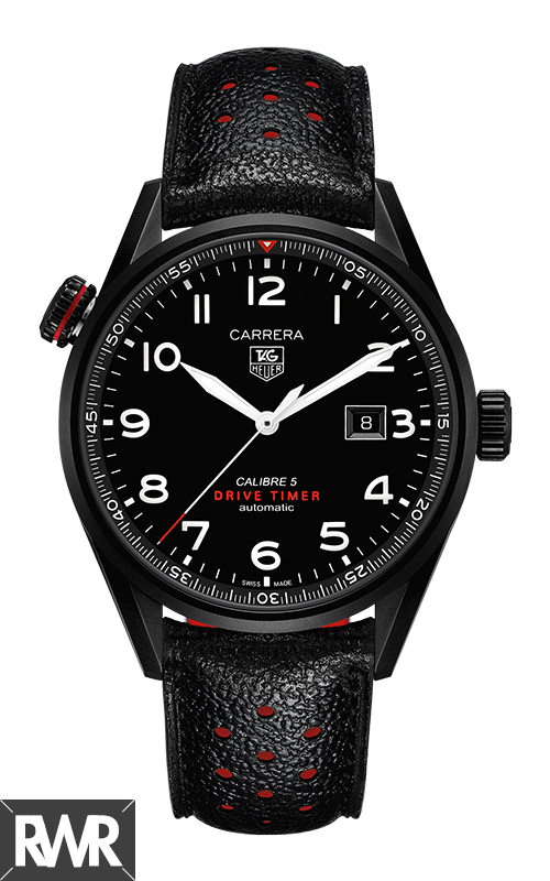 Replica Tag Heuer Carrera Calibre 5 Diver Timer Automatic watch 43 mm WAR2A80.FC6337