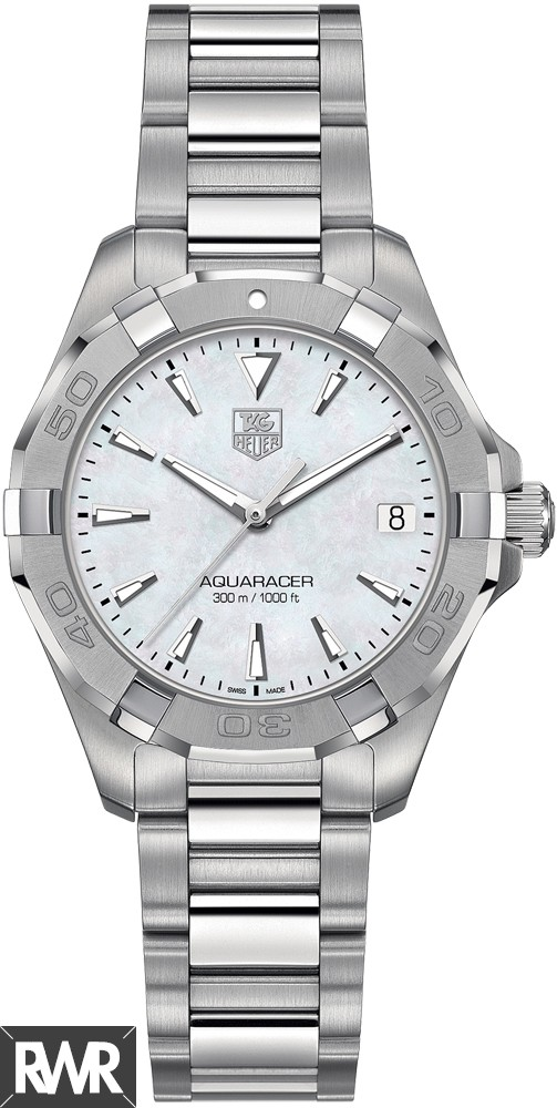Replica TAG Heuer Aquaracer Quartz Lady 300 M 32mm WAY1312.BA0915