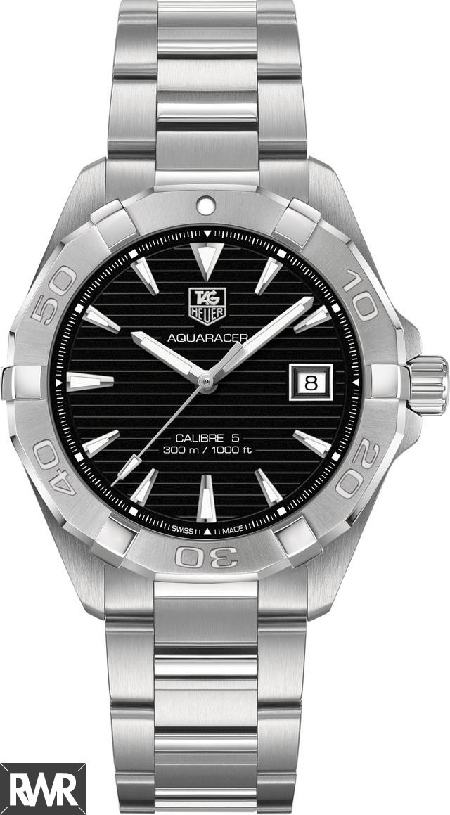 Replica TAG Heuer Aquaracer 300M Calibre 5 Automatic Watch 40.5MM WAY2110.BA0910