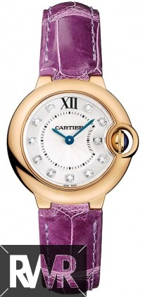 Replica Cartier Ballon Bleu 28mm Ladies Watch WE902050
