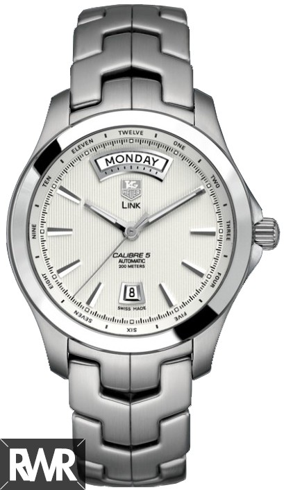 Replica Tag Heuer Link Calibre 5 Day Date Mens Watch WJF2011.BA0592