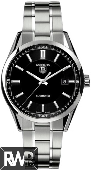 Tag Heuer Carrera Calibre 5 Automatic Watch 39 mm WV211B.BA0787