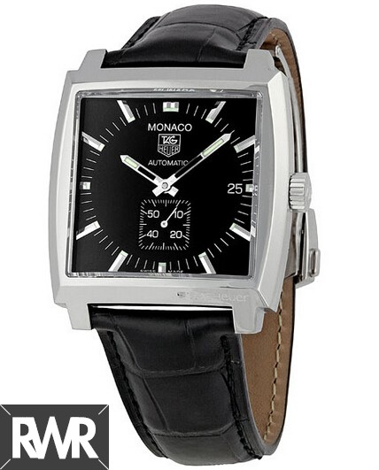 Replica Tag Heuer Monaco Calibre 6 Automatic Watch 37 mm WW2110.FC6177