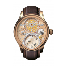 Fake Montblanc Villeret 1858 High Complication Tourbillon Bi-Cylindrical Watch 106495