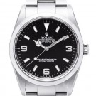 Rolex Explorer 114270-78690 Black dial Men Automatic Watch Fake