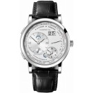 Fake A.Lange & Sohne Lange 1 Time Zone White Gold 116.039
