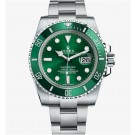 Rolex Submariner Date 116610LV-97200 Green Watch Replica replica.