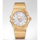 fake Omega Constellation Co-Axial Watch 123.55.35.20.52.004