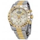 Replica Rolex Cosmograph Daytona Mother of Pearl Diamond Dial Oyster Bracelet 116523-MDO
