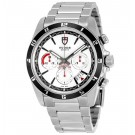 imitation Tudor Grantour Chronograph Automatic White Dial Stainless Steel  20530N-WSSS