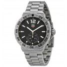 imitation Tag Heuer Formula One Grande Date Black Dial Stainless Steel Men's WAU1112.BA0858