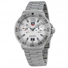 imitation Tag Heuer Formula 1 White Dial Stainless Steel Men's WAU111B.BA0858