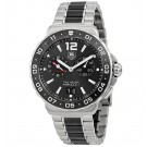 imitation Tag Heuer Formula 1 Anthracite Dial Chronograph Steel and Ceramic Men's WAU111C.BA0869