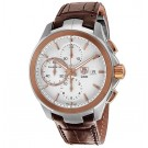 imitation Tag Heuer Link Calibre 16 Silver Dial Chronograph Men's CAT2050.FC6322