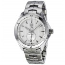imitation Tag Heuer Link Automatic Silver Dial Steel Men's WAT2113.BA0950
