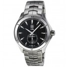Tag Heuer Link Automatic Black Dial Stainless Steel Men's Replica Watch WAT2112.BA0950