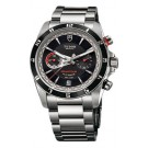 Replica Tudor Grantour Chrono Fly-Back Black Dial Stainless Steel Mens Watch