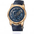 Ulysse Nardin Freak Cruiser Rose Gold Blue Mens Watch 2056-131/03 Fake