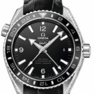 Fake Omega Seamaster Planet Ocean 600 M Omega Co-axial GMT 43.5 mm 232.98.44.22.01.001