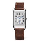 Jaeger-LeCoultre 2438522 Reverso Classic Medium Small Seconds Stainless Steel/Silver/Fagliano fake
