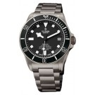 Replica Tudor Pelagos Black Dial Titanium Bracelet Mens Watch 25600TN-95820T
