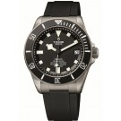 Replica Tudor Pelagos Black Dial Titanium Black rubber 25600TN