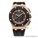 2017 Audemars Piguet Royal Oak Offshore Chronograph 26401RO.OO.A002CA.02