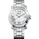 Chopard Happy Sport Round Quartz 36mm Ladies imitation Watch 278477-3001