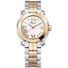 Chopard Happy Sport Round Quartz 36mm Ladies imitation Watch 278488-9001