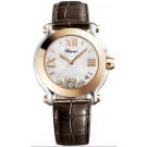 Chopard Happy Sport Round Quartz 36mm Ladies imitation Watch 278492-9004