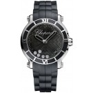 Chopard Happy Sport Round Quartz 36mm Ladies imitation Watch 278551-3002