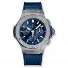Hublot Big Bang Steel Blue 44mm Replica