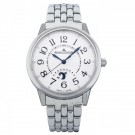 fake Jaeger-LeCoultre 3618190 Rendez-Vous Moon Large Stainless Steel/Diamond/Silver/Bracelet