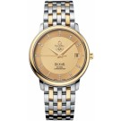Omega Specialities Olympic Collection yellow gold on steel - gold 413.20.37.20.58.001 Fake