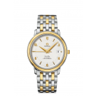 Replica Omega De Ville Preige Co-Axial yellow gold 4312.21.00
