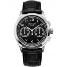 Cheap AAA Replica Patek Philippe Complications Black Dial 18K White Gold 5170G-010