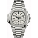 Fake Patek Philippe Nautilus Chronograph Stainless Steel 5980/1A-019