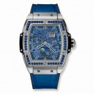 Hublot Spirit Of Big Bang Moonphase Titanium Dark Blue 42mm fake