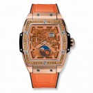 Hublot Spirit Of Big Bang Moonphase King Gold Orange 42mm fake