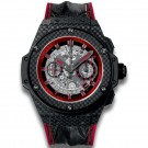 Hublot King Power Unico Carbon and Red 701.QX.0113.HR imitation watch